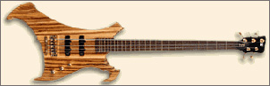 Warwick Buzzard Bass